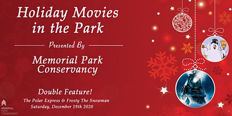 Holiday Movies in the Park - The Polar Express + Frosty the Snowman tickets