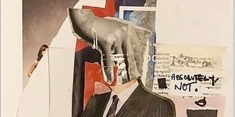 Deconstruct to Reconstruct: Collage Workshop tickets