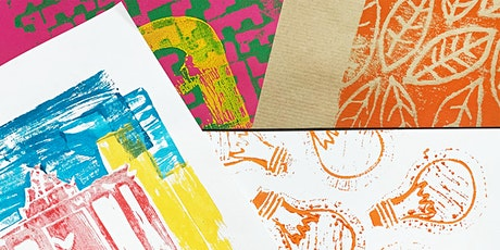 Lino Printing Workshop tickets