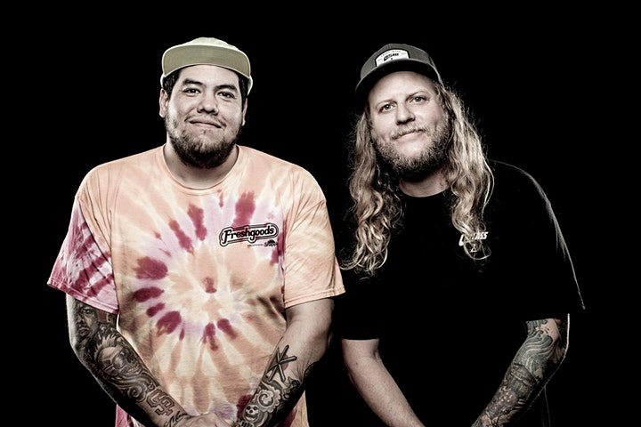 Rome (Sublime) & Duddy (of The Dirty Heads)  (EARLY SHOW) - Rescheduled image