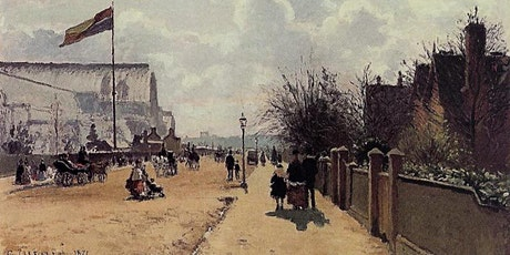 A Virtual Tour - In the Footsteps of the Impressionists - 2 tickets