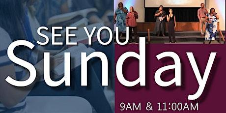 Copy of Washington Shores Church of Christ Sunday Worship @ 9:00AM tickets