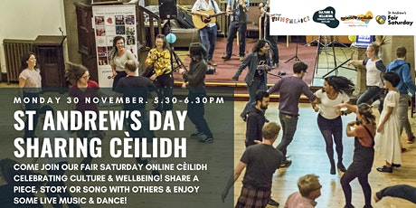 St Andrews Sharing Cèilidh tickets