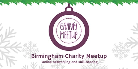Charity Meetup Birmingham - Festive meeting! tickets