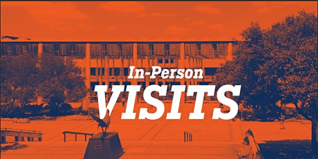 In-Person Campus Visit (Limited) tickets