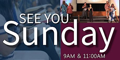 Copy of Washington Shores Church of Christ Sunday Worship @ 11:00AM tickets