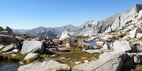 Walking the Wild:  Backpack the High Sierra Trail with David Skurnik! tickets