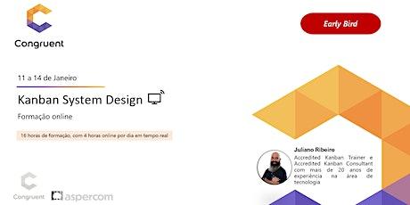 KMP I - Kanban System Design - Janeiro 2021 ingressos