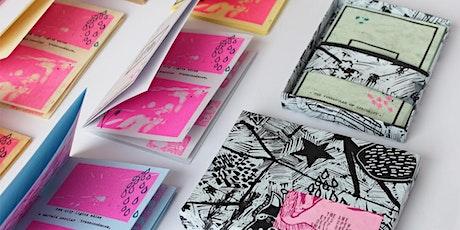 Crescent Online: Creative Stamp-Making  & Zine Workshop tickets