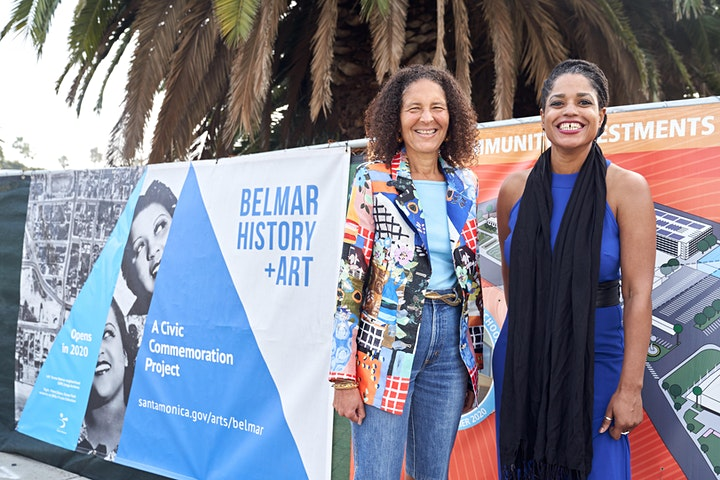 Historic Belmar Park: Preserving History through Stories and Art image