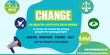 Why Change? - How to talk about Climate Justice. tickets