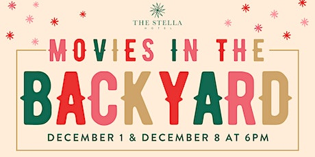 Movies in the Backyard tickets
