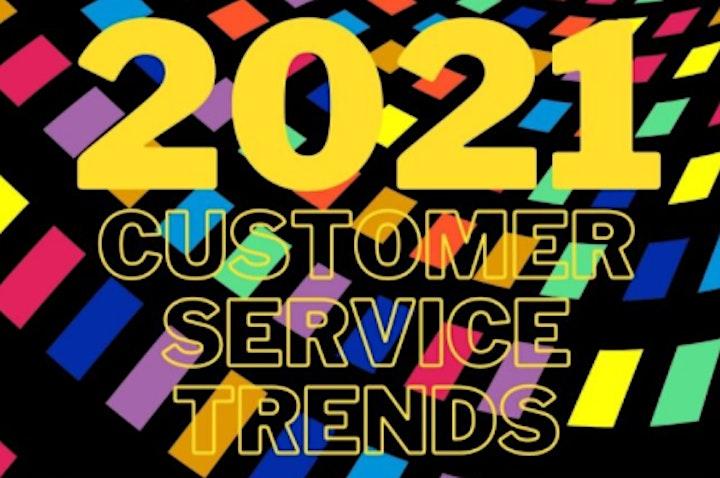 Immagine Trend Customer Service 2021