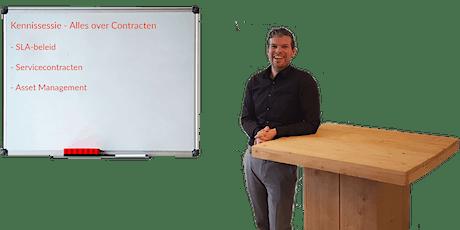 Kennissessie - Alles over Contracten tickets