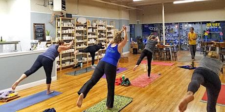 Yoga @ The Firestone tickets