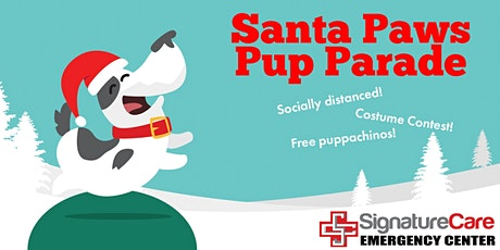First Annual Santa Paws Parade tickets