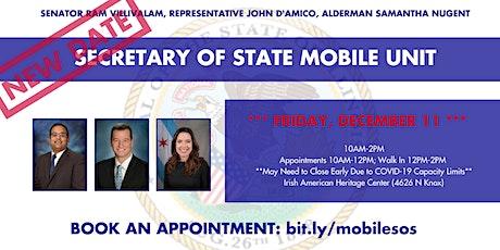 Mobile Secretary of State Unit - Irish American Heritage Center tickets