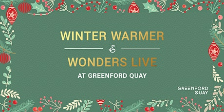 Saturday 12th: Winter Warmer & Wonders: Live Streaming at Greenford Quay tickets