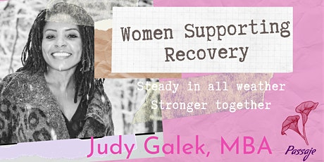 Women Supporting Recovery | Substance use disorder tickets