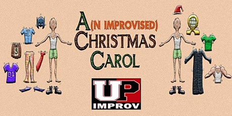 A(n Improvised) Christmas Carol Online 12/5