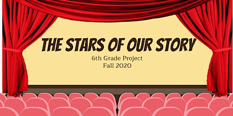 Stars of Our Story  Drive-In- Friday, December 4th. tickets