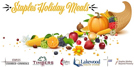 Staples Holiday Meals tickets