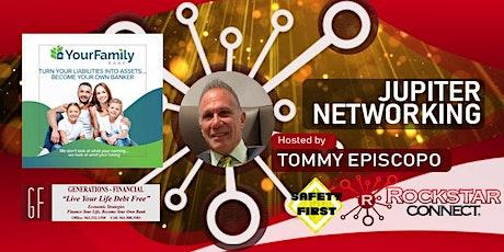 Free Jupiter Rockstar Connect Networking Event (December, Florida) tickets