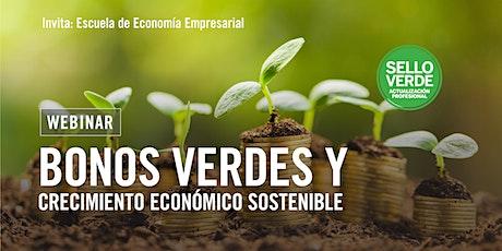 #SelloVerde: Bonos verdes y crecimiento económico sostenible entradas