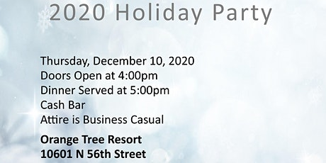 DeLex Realty 2020 Holiday Party tickets