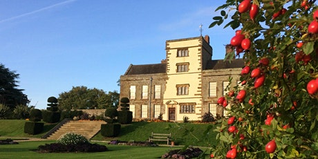 Timed entry to Canons Ashby (26 Nov - 29 Nov) tickets