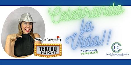 """""""Celebrando la Vida"""" tickets"""