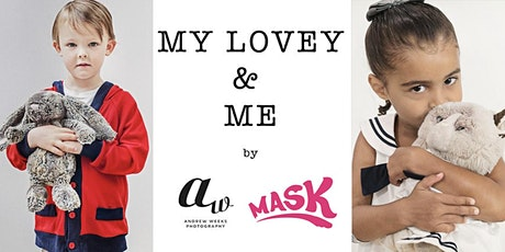 My Lovey And Me - Fundraiser For M.A.S.K tickets