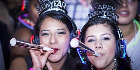 New Years Silent Disco Party At Showboat Pier – Atlantic City tickets
