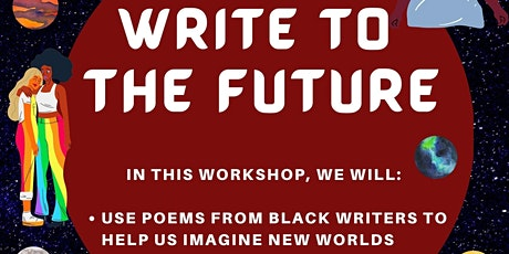 Write to the Future tickets