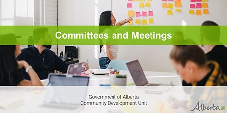 Board Development Program - Committees and Meetings Webinar tickets