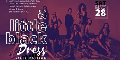 Little Black Dress : Fall Edition @ Magnolia Hotel tickets