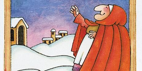 Live Bedtime Story: Strega Nona - The Christmas Edition tickets