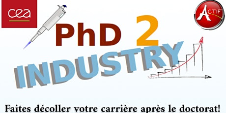 PhD2Industry- édition virtuelle billets