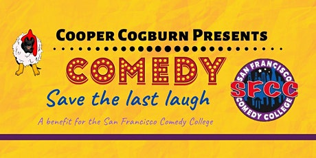 Save The Last Laugh tickets