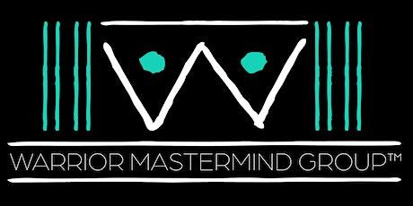 Warrior Master Mind Group tickets