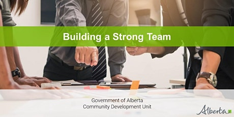 Board Development Program - Building Strong Teams & Effective Relationships tickets