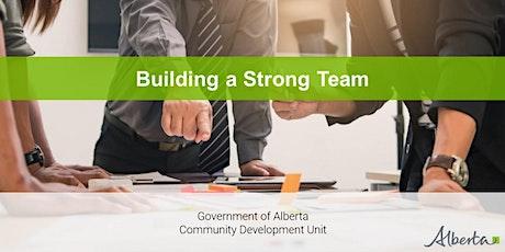 Board Development Program - Building Strong Teams & Effective Relationships tickets