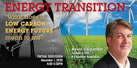 Online E N E R G Y evening event | ENERGY TRANSITION tickets