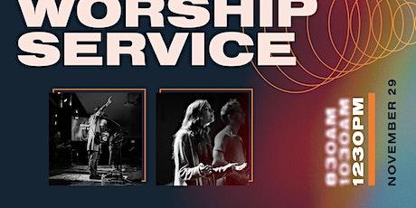 Worship Service (12:30pm) tickets