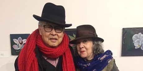 """Larry Matsuda, """"My Name is Not Viola"""" reading w/Tess Gallagher Book Event tickets"""