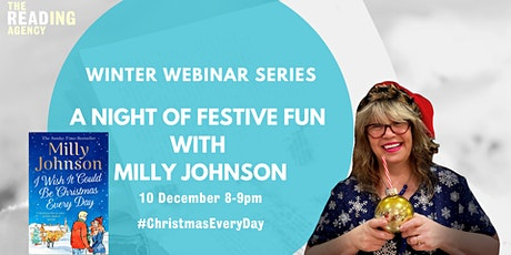 A Night of Festive Fun with Milly Johnson tickets