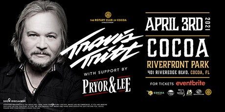 "TRAVIS TRITT (Full Band) ""Party in the Park"" - Cocoa tickets"