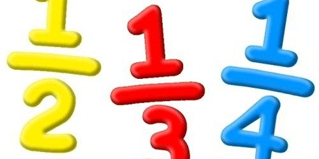 250 - Introduction to Marvellous Maths: Get Set for Fractions tickets