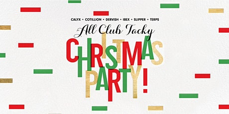 All Club Tacky Christmas Party tickets