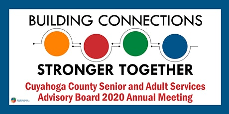 Cuyahoga County Senior and Adult Services Advisory Board Annual Meeting tickets